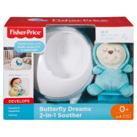 Fisher-Price Butterfly Dreams Soother migdukas