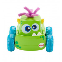 Fisher Price Press 'N Go važiuojantis monstras
